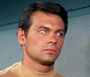 GM as he appeared in TOS