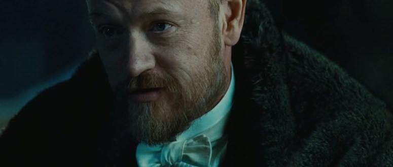 Jared Harris as Moriarty