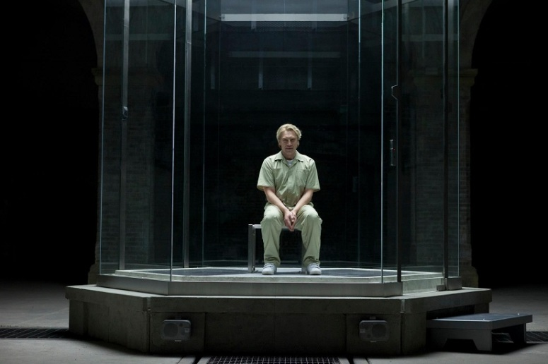 Some 2012 Villains spent their time in glass cages...