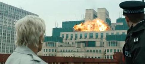 MI6 Cyber Attack