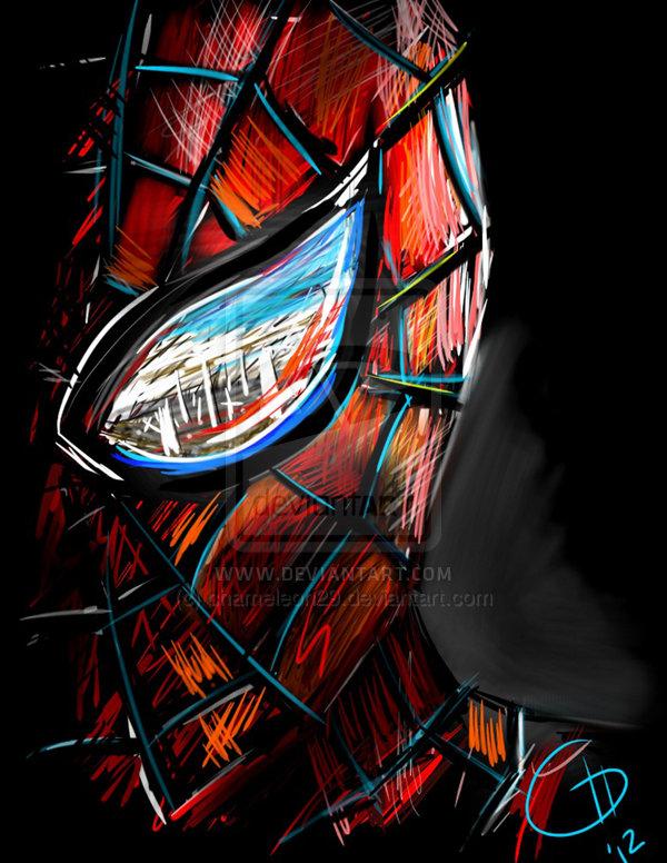spiderman_by_chameleon29-d57xk6s