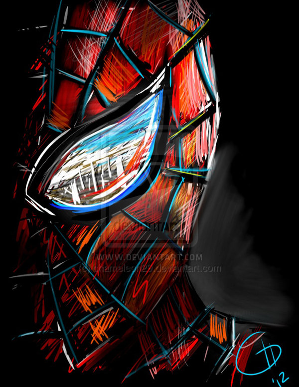 spiderman_by_chameleon29-d57xk6s