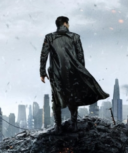STAR TREK INTO DARKNESS' Benedict Cumberbatch