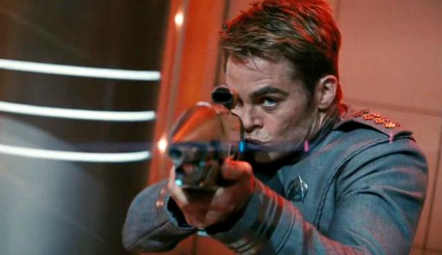 Star Trek Into Darkness Teaser