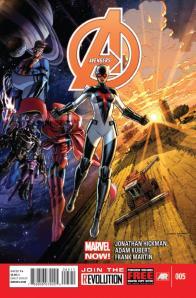 Avengers Now #5