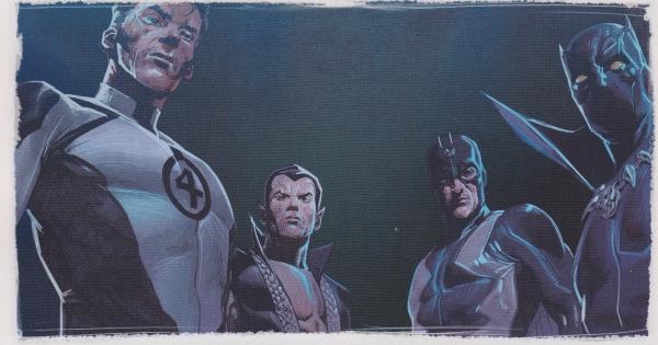 New Avengers 3 Panel