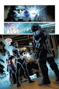 New Avengers Mind Gem