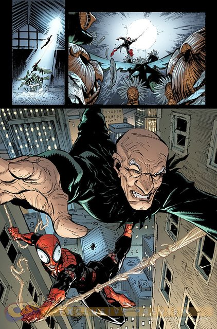Superior Spider-Man 3 Vulture
