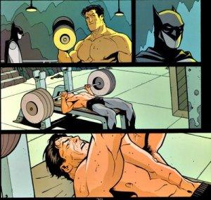 Batman Work-Out 1