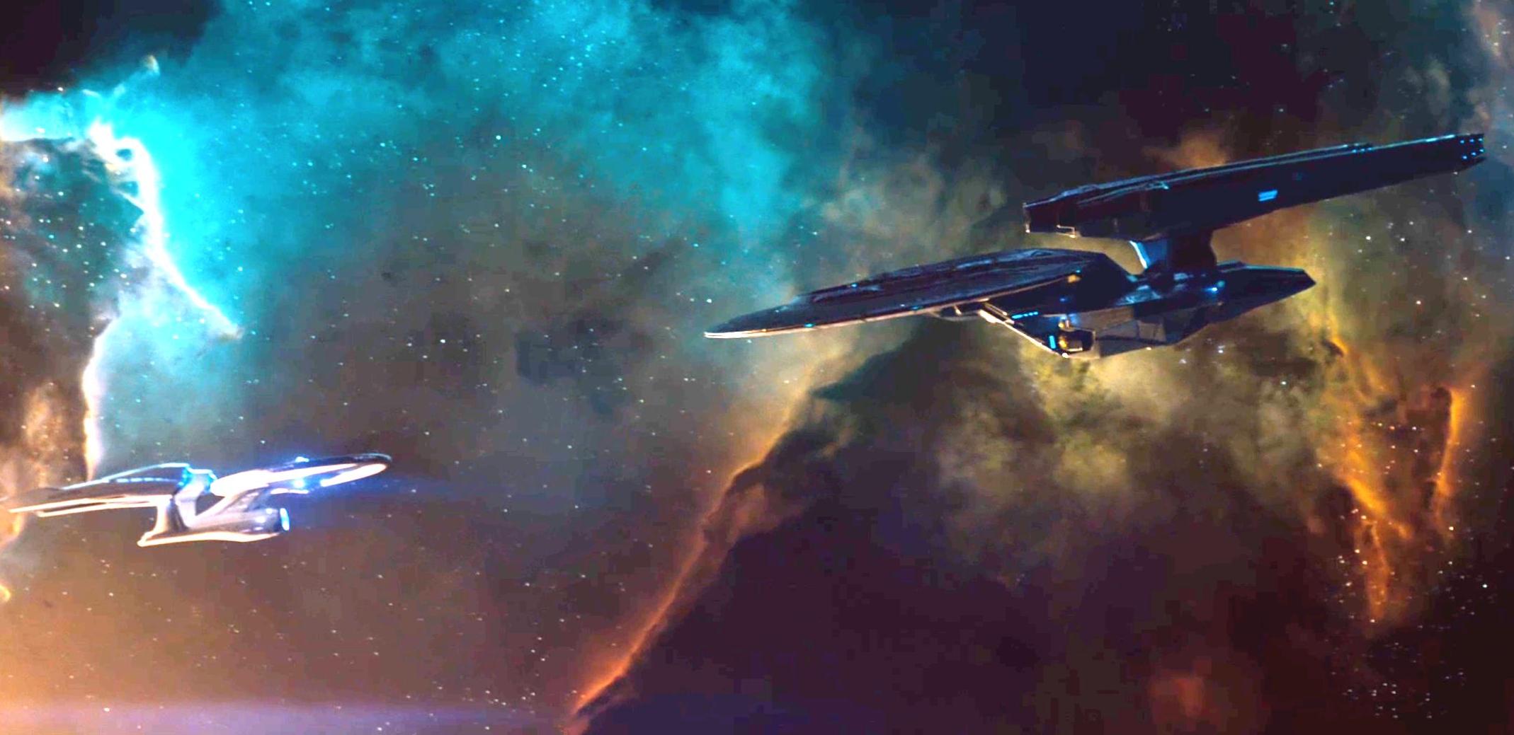 A nagy konfrontáció: régi Star Trek vs új Star Trek 7