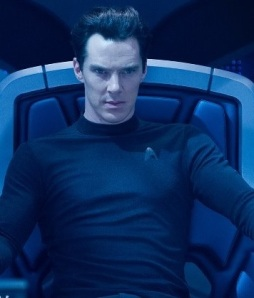 Benedict Cumberbatch as Khan for a new generation.