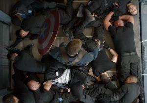 Captain America Elevater
