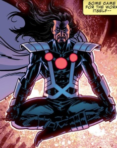 Graviton as seen in the comics.