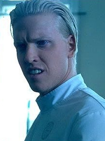 Jake Busey as the living Johnny Bartlett