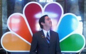 My Days as an NBC Page