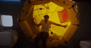 That raft fills an even bigger hole than Goldfinger...