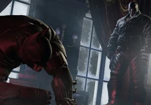 Bane and Batman - Batman: Arkham Origins