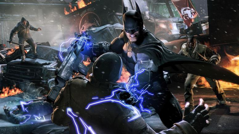 Is ARKHAM ORIGINS one of my favorite games of 2013? Come back for Part 2 to find out!