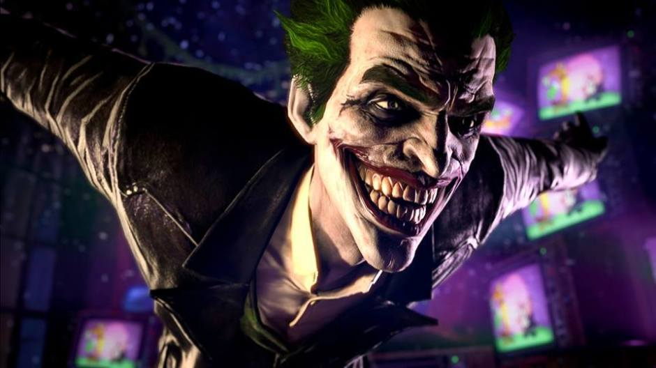 Joker Batman: Arkham Origins
