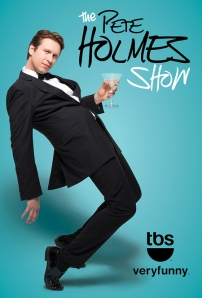 Pete Holmes Poster