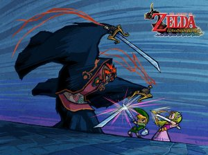 WIND WAKER is a great classic game, either on Gamecube or in HD on the WiiU