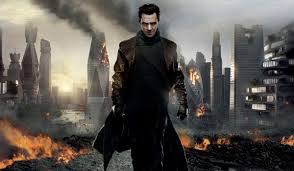 Khan in STAR TREK INTO DARKNESS