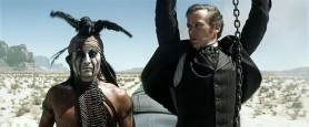 Lone Ranger and Tonto (2013)
