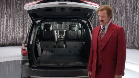 Ron Burgundy Dodge