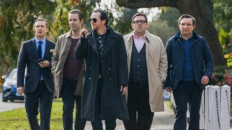 World's End adult guys
