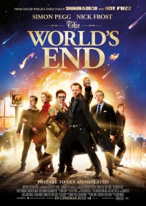 World's End UK Poster