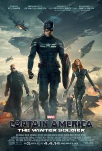 Captain America: Winter Soldier Final Poster