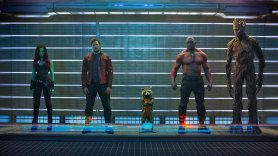 Guardians of the Galaxy Line Up