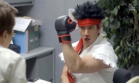 Pete Holme's Ryu