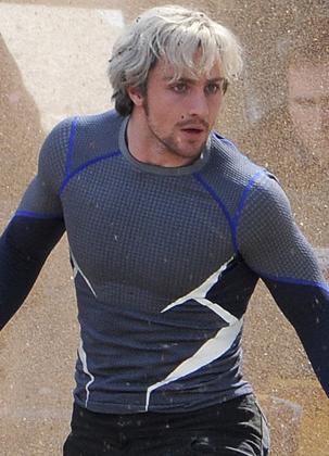 Quicksilver Avengers 2 Costume AVENGERS 2's New Ave...
