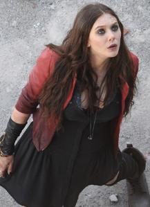 Avengers 2's Scarlett Witch