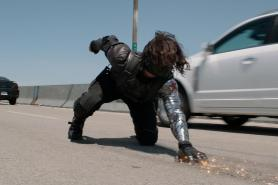 The Winter Soldier is Badass