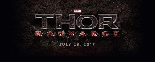 'Thor: Ragnarok' Logo