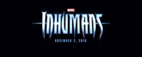 'Inhumans' Logo