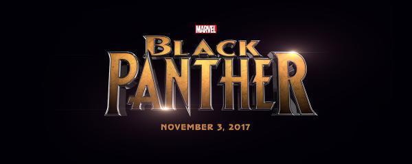 'Black Panther' Logo