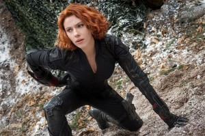 Black Widow in 'Age of Ultron'