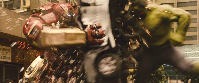 Hulk V. Hulkbuster