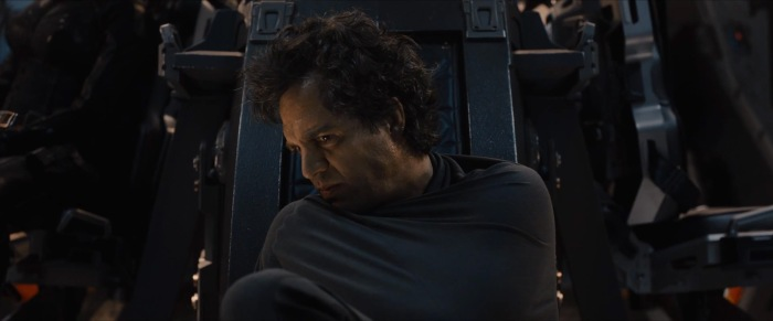 Bruce Banner is having some serious issues in 'Age of Ultron.'