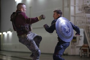 Batroc vs. Capt. on the Lemurian Star