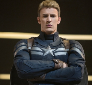 Captain America in Winter Solider
