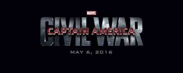 'Captain America: Civil War' Logo