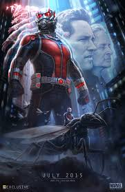 Ant-Man Comic Con Poster