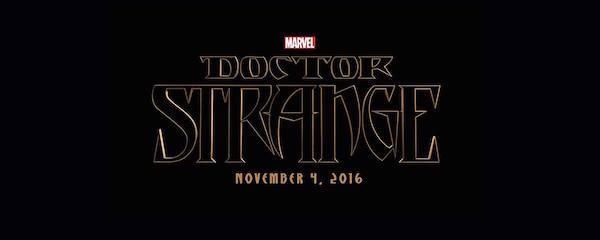 'Dr. Strange' Logo