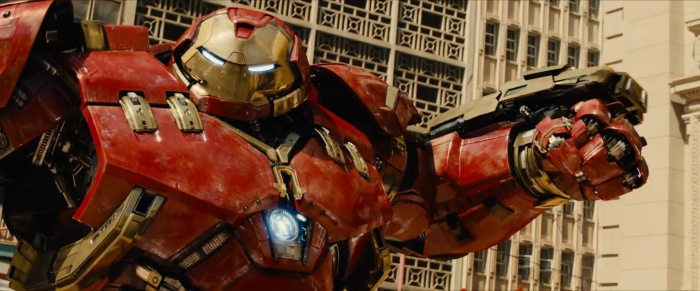 The Hulkbuster Suit