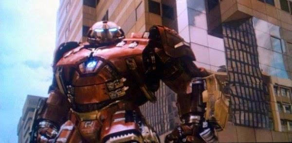 Hulkbuster: Tony Stark running it? Or Ultron?