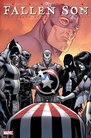 'Captain America 3' may be titled 'Fallen Son,' which involves the Death of Captain America.